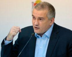 Аксенов заявил, что в Херсоне подделывают крымские документы на недвижимость