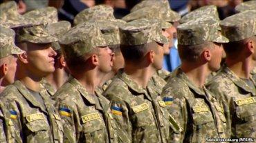 Украинское войско будет шагать по-новому