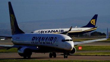 Ryanair намерен инвестировать в Украину $1,5 миллиарда