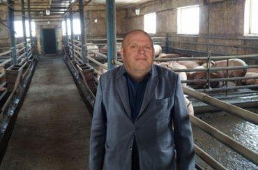 Бродский начал агитационный тур партии «Регионы, вперед!» на свиноферме