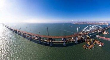 В Госдуме истерика из-за движущегося Крымского моста