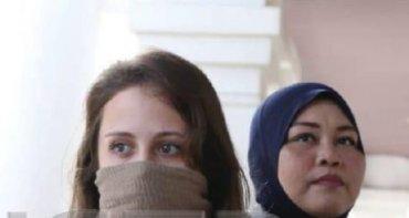 В Малайзии украинку посадили пожизненно за наркотики