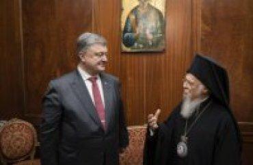Порошенко заявил, что российской церкви нечего делать в Украине