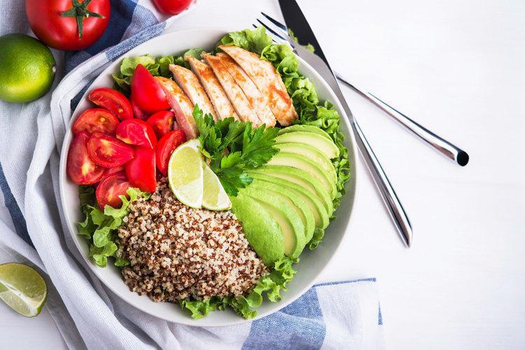 Здоровое питание и спорт – лучшие помощники для похудения
