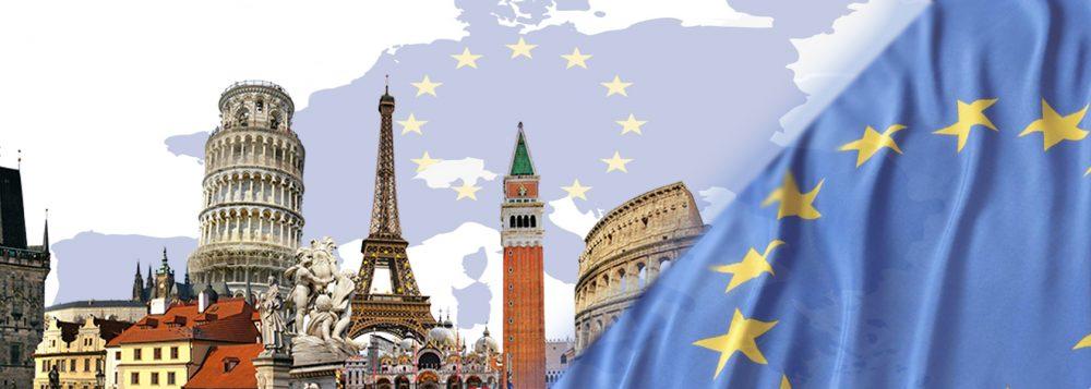 Eu For You - переехать жить в Европу