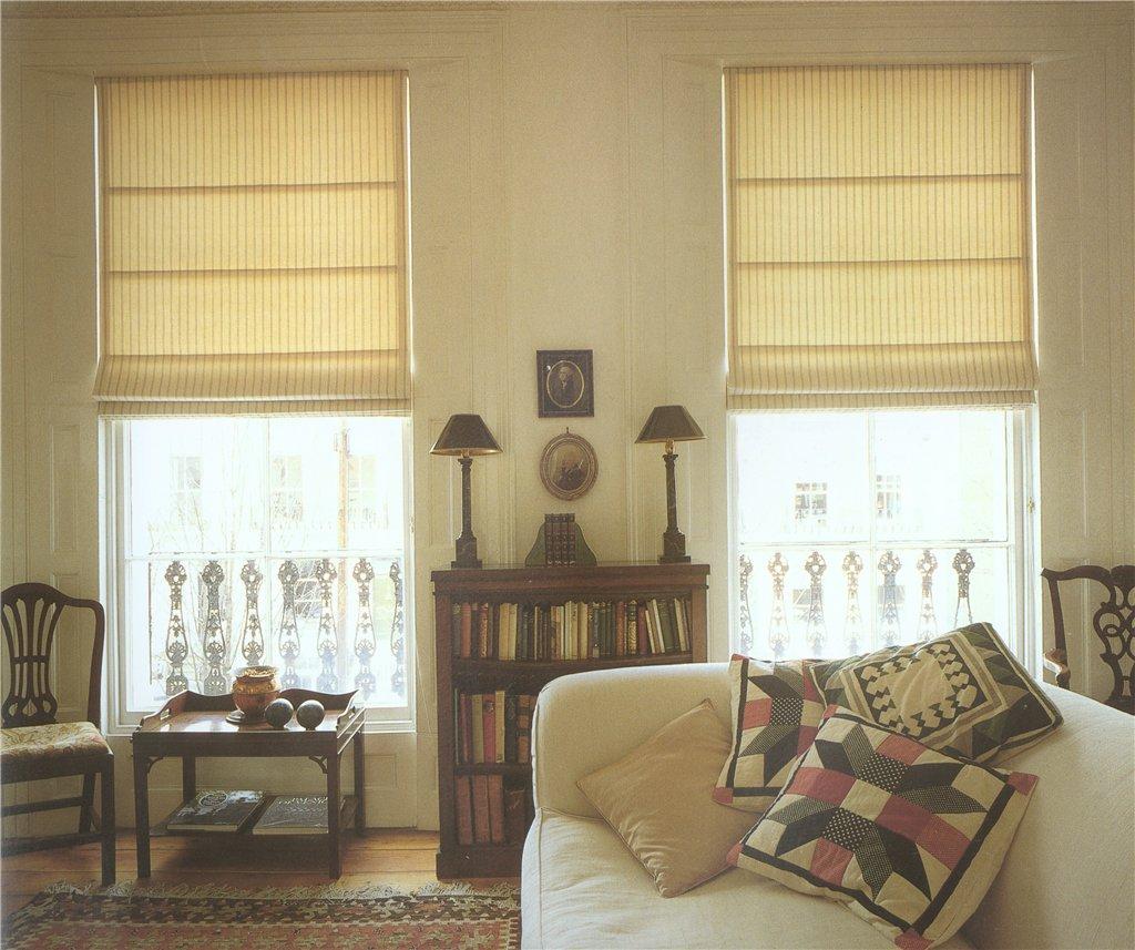 Рулонные шторы для апартаментов