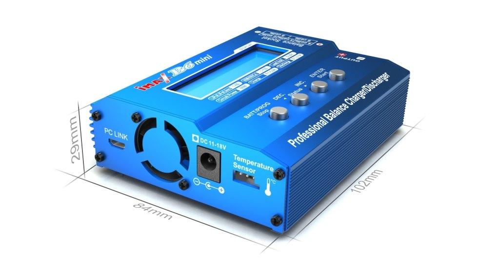 Зарядное устройство модели SkyRC iMAX B6 Mini