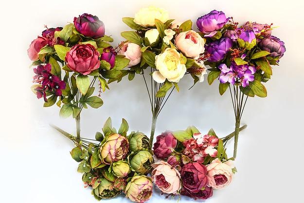 Качественные искусственные цветы по доступной цене