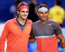 Надаль с Федерером в полуфинальном матче определят соперника Джоковича на финальный матч