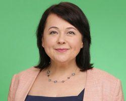 Криворожский эколог и экономист Елена Криворучкина