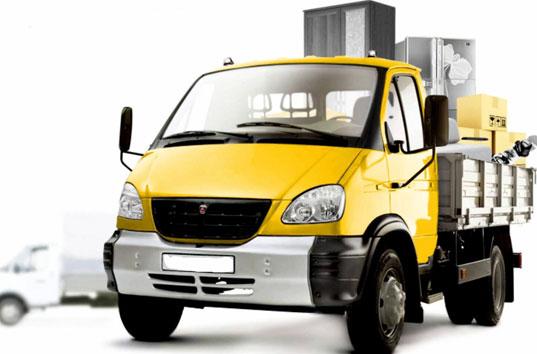 Грузовое такси и грузоперевозки в Киеве