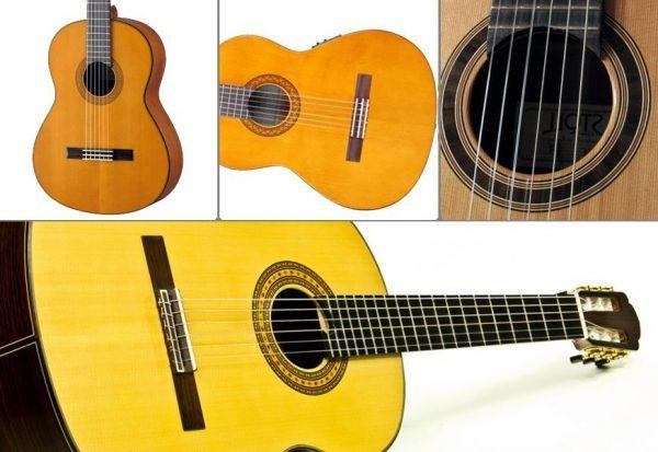 Классические гитары на любой вкус и цвет