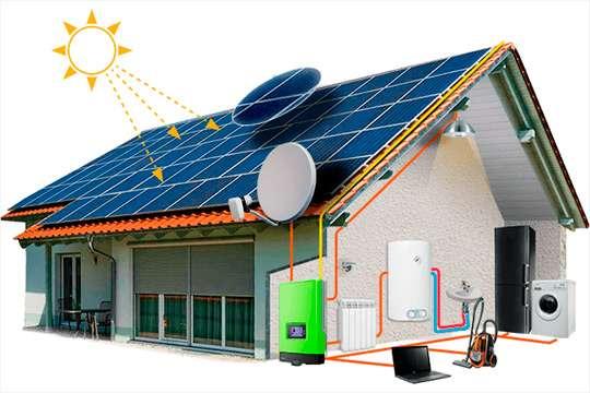 Как выбрать оборудование для солнечной электростанции - панели и инвертор