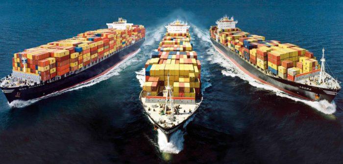 Лучшие услуги морских контейнерных перевозок