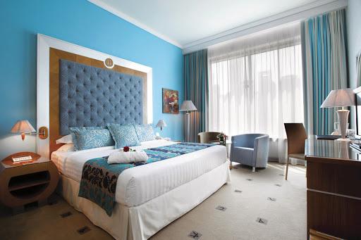 Обладнання для готельних номерів