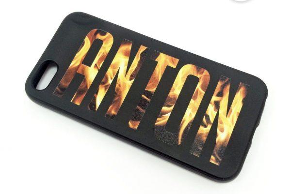 Создать свой чехол для телефона или ноутбука