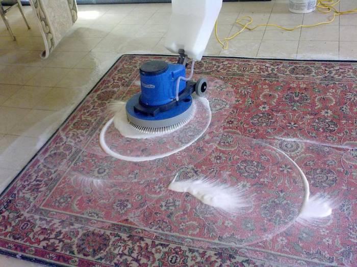 Химчистка коврового покрытия – надежная защита своего здоровья