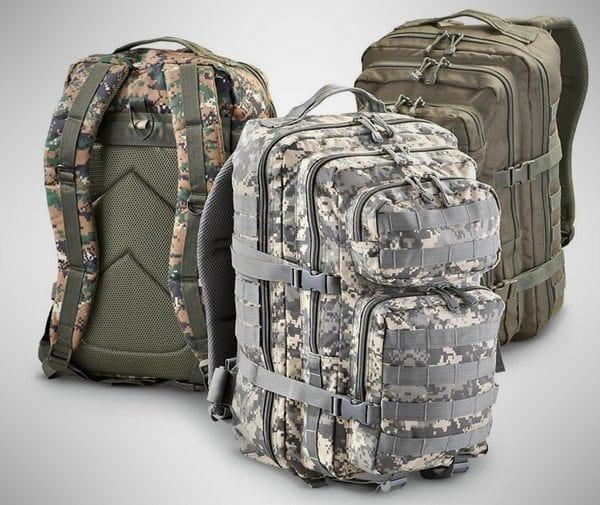 Большой выбор тактических рюкзаков в Украине