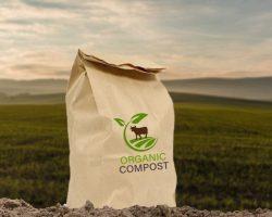 Якісне органічне добриво з поживними речовинами