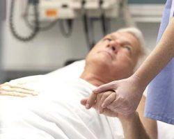 Тщательный уход за больными  после инфаркта