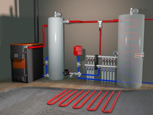 Где купить оборудование для отопления и горячего водоснабжения
