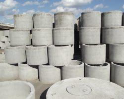 Особенности бетонных колец