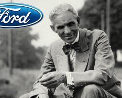 История появления авто Форд