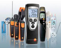 Портативные измерительные приборы Testo