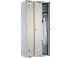 Металлический шкаф с ячейками – удобная и универсальная мебель для систем хранения
