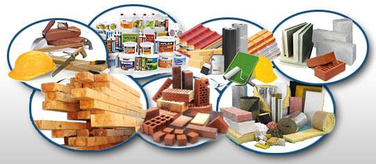 Обширный ассортимент строительных материалов от надежных производителей