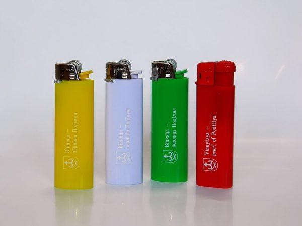 Зажигалки с логотипом – прекрасный презент и эффективная реклама