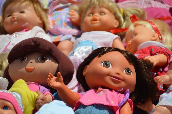 Куклы для детей разного возраста