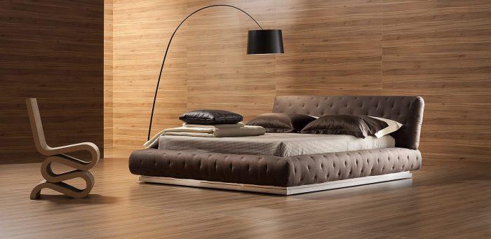 Качественная двуспальная кровать для вашего комфорта