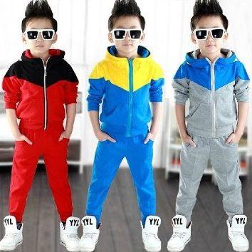 Спортивные костюмы для мальчиков оптом