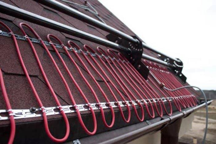 Современная система электрообогрева саморегулирующимися кабелями