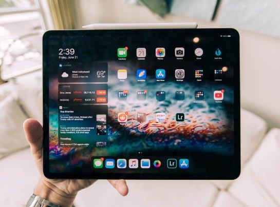Обзор iPad Pro 2020
