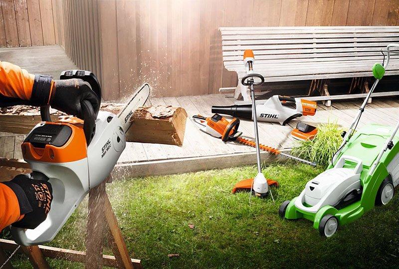 Ручной и электроинструмент, садовая техника и расходные материалы: европейское качество по доступным ценам