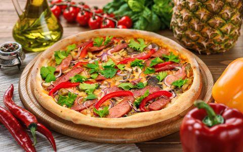 Доставка пиццы в Киеве: быстро, аппетитно и очень вкусно