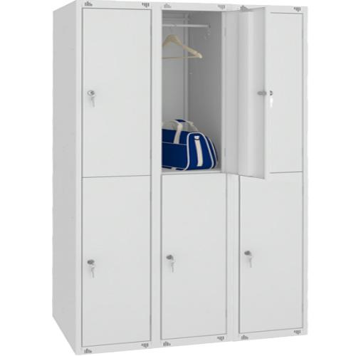 Шкаф металлический 6-и секционный для вашего предприятия