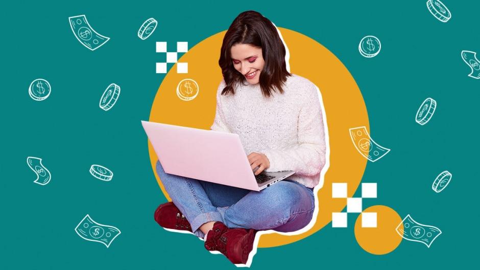 Помощь в выборе вида деятельности в сети