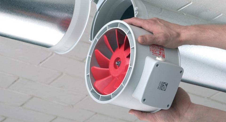 Маленькая, но важная деталь в вентиляционной системе