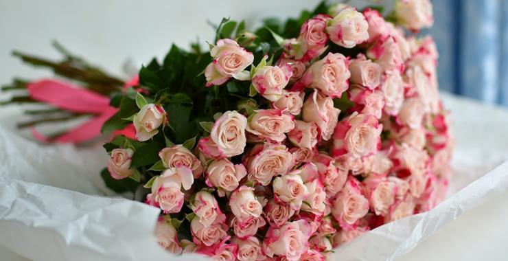 Доставка цветов в Харькове от профессионалов